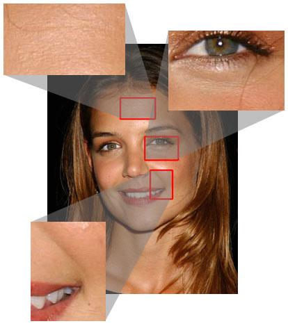 Age Progression - Photoshop Tutorials